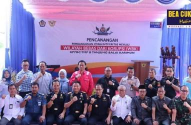 Bea Cukai Tanjung Balai Karimun Berkomitmen Wujudkan Wilayah Bebas Korupsi