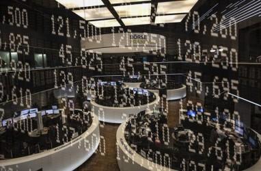 Data Manufaktur Menggeliat, Bursa Eropa Menguat