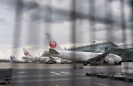 Japan Airlines Rugi Rp1,3 Triliun, Terbesar Sejak 2012
