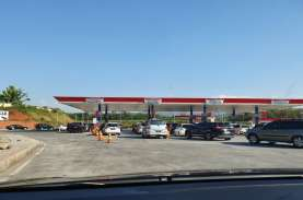 Pertamina Catat Peningkatan Konsumsi BBM di Tol Trans…