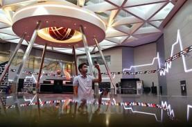 Resesi Bikin Khawatir, Investor Kocar-kacir dari Lantai Bursa