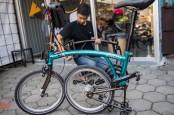 Asli dari Bandung, Sepeda Lipat Kreuz Dibanderol Rp3,5 Juta
