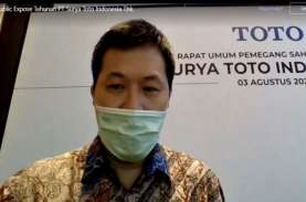 Surya Toto Indonesia (TOTO) Bagikan Dividen Tunai…