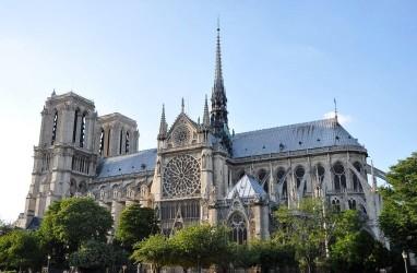 Organ Katedral Notre Dame Diperbaiki Setelah Kebakaran 2019