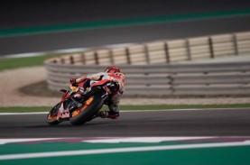 Ganti Pelat, Pebalap MotoGP Marc Marquez Sukses Jalani…