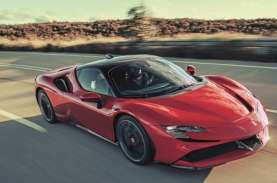 Kuartal II 2020, Ferrari Turun Penjualan 48 Persen