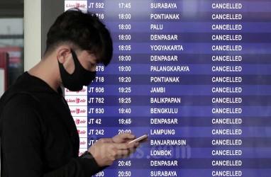 Angkasa Pura II: Jumlah Penumpang Penerbangan Melonjak 143 Persen