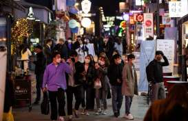 Inflasi Korea Selatan Naik Pertama Kali Sejak April