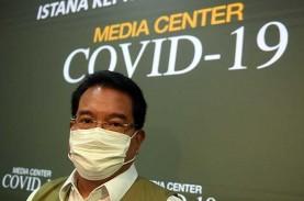 Satgas Covid-19 Ungkap 5 Provinsi dengan Kasus Positif…