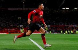 MU Siap Lepas Sanchez Jika Sancho Mendarat di Old Trafford