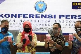 Di Semester Pertama 2020, Bea Cukai Makassar dan BNN…