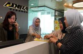 Realistis, Adira Finance Perkirakan Pembiayaan Turun Hingga 50 Persen dari 2019