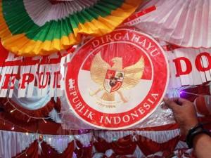 Penjualan Bendera dan Pernak-Pernik Kemerdekaan Turun Hingga 50 Persen Akibat Pandemi Covid-19