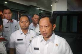 Mendagri dan Kemendes PDTT Dorong Kampanye Pakai Masker…