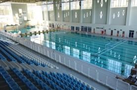 Arena Aquatic PON XX di Papua Penuhi Standar Olimpiade