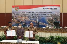 Pemprov Maluku Minta Komitmen Inpex di Masela