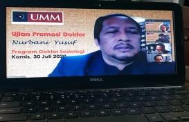 Penelitian : Kepercayaan Publik Terhadap Ideologi Pancasila Menurun