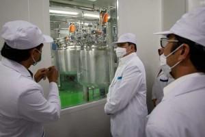 PT Bio Farma (Persero) Mulai Produksi Vaksin Covid-19