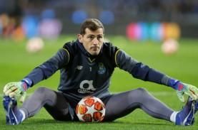 Setelah 22 Tahun Berkarir, Casillas Resmi Gantung…