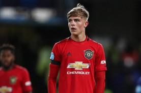United Beri Kontrak Jangka Panjang untuk Bek Brandon…