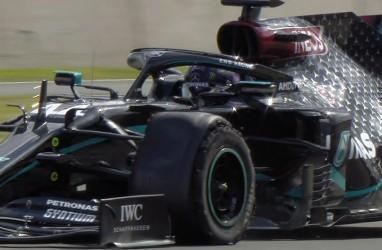 Pirelli Ungkap Penyebab Ban Mobil Hamilton Pecah Jelang Finish