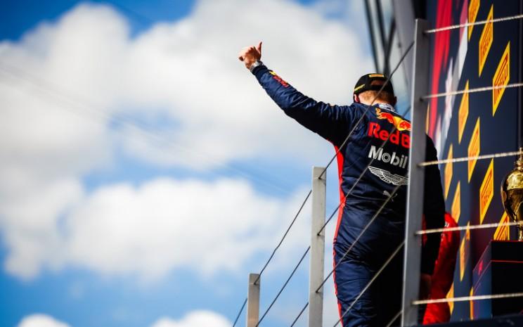 Hingga saat ini, Tim Aston Martin Red Bull Racing tetap bertahan di posisi kedua pada klasemen konstruksi dengan perolehan 78 poin dan Scuderia AlphaTauri di posisi ketujuh dengan perolehan 13 poin.  - Honda