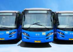 KRL Penuh, PPD Operasikan Tiga Trayek Bus Bogor-Jakarta