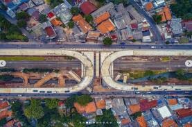 Akhir 2020, Pembangunan Jalan Layang Tapal Kuda Pertama…