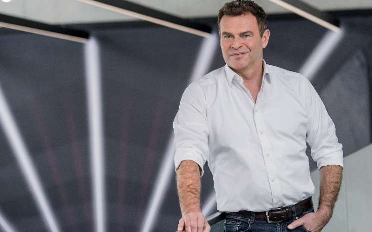 Tobias Moers, Chief Executive Officer Aston Martin.  - Aston Martin