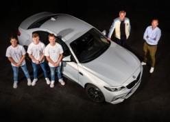Pebalap Muda BMW Motorsport Dapatkan BMW M