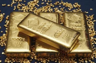 Terus Pecahkan Rekor, Harga Emas Sentuh US$2.044 per Troy Ounce