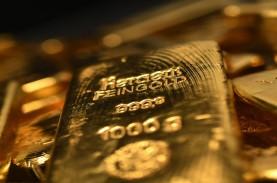 Harga Emas Dunia Tembus Rekor Tertinggi Sepanjang…