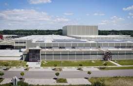 Pusat Logistik Mercedes-Benz Germersheim Punya Gudang Canggih