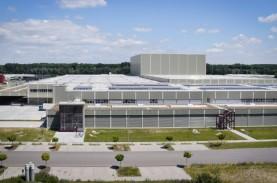Pusat Logistik Mercedes-Benz Germersheim Punya Gudang…