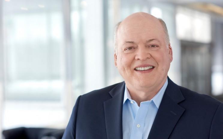 Presiden dan CEO Ford Motor Company Jim Hackett.  - Ford Motor