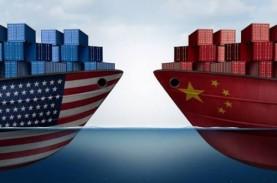 Tak Penuhi Target, Kesepakatan Dagang AS-China Ditinjau…