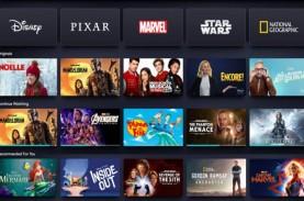 Wow, Layanan Streaming Disney Plus Tersedia di Indonesia…