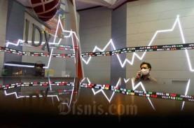 Pertumbuhan Ekonomi Indonesia -5,32 Persen, IHSG Berbalik…