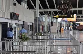 BPS: Angkutan Udara Anjlok 80,23 Persen pada Kuartal…