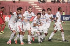 Bali United Fokus Benahi Fisik Setelah Mulai Latihan…