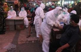 Kematian Akibat Covid-19 di Surabaya Tertinggi Nasional