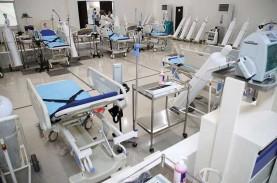 1.510 Tempat Tidur Disiapkan, Pusat Isolasi Pasien…