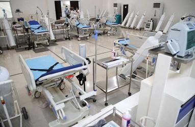 1.510 Tempat Tidur Disiapkan, Pusat Isolasi Pasien Covid di Jabar Hanya Terisi 16%