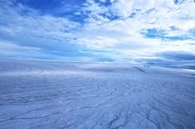 Masa Awal Mars Tertutup Lapisan Es, Bukan Sungai yang…