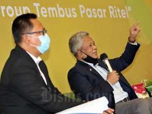 Gula Produksi Holding Perkebunan Nusantara PTPN III Menembus Pasar Ritel