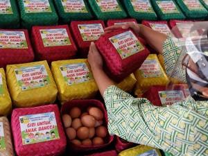 Ikatan Istri Dokter Indonesia Gelar Sosialisasi Makanan Bergizi Untuk Mencegah Stunting