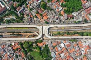 Pembangunan Jalan Layang Tapal Kuda di Jakarta Ditargetkan Selesai Pada Akhir Tahun