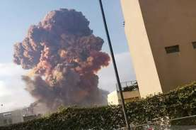 Buntut Ledakan di Beirut, WNI Diminta Antisipasi Kelangkaan…