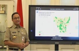 Anies Laporkan Perekonomian DKI Jakarta Anjlok 8,22 Persen