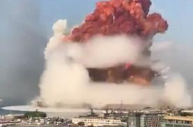 5 Terpopuler Nasional, Pusat Ledakan Beirut Berjarak…